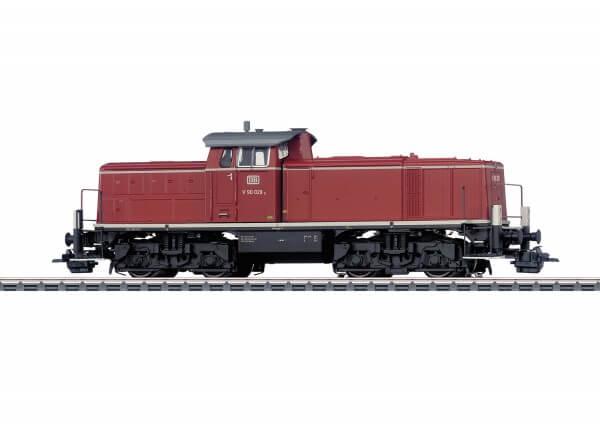 Märklin 37909 Diesellokomotive Baureihe V 90 mit Telexkupplung