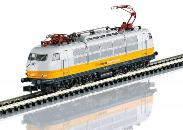Minitrix 16303 Elektrolokomotive BR 103.1 Lufthansa
