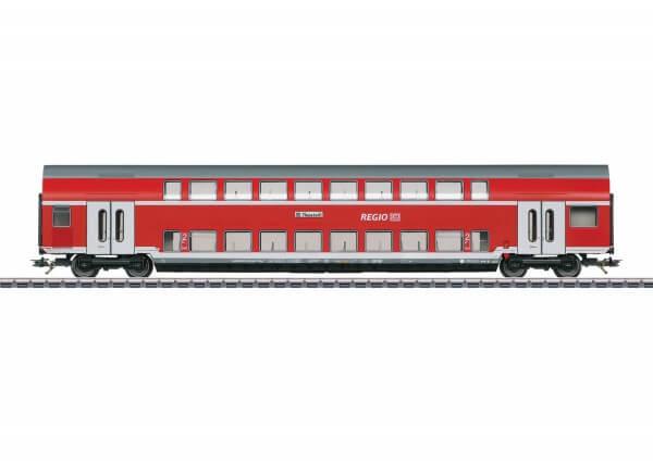 Märklin 43571 Doppelstockwagen 2. Klasse DBza 751