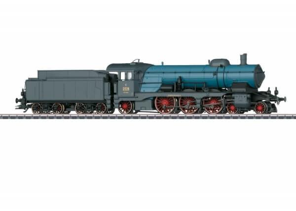 Märklin 37118 Schnellzug-Dampflokomotive Reihe C