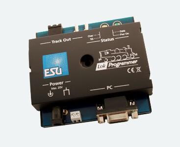 ESU 53451 Lok Programmer mit USB-Adapter und Netzteil