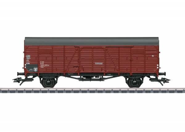 "Märklin 46163 Gedeckter Güterwagen Gbkl 238 (""Dresden"")"
