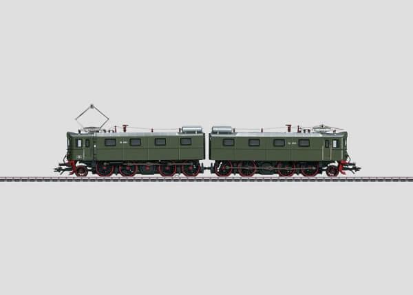 Märklin 37754 2-teilige Stangen-Elektrolokomotive Reihe El 12