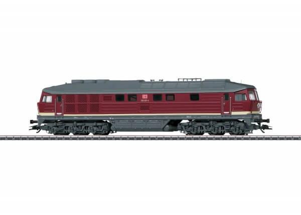 Märklin 36342 Diesellokomotive Baureihe 232 Ludmilla purpurrot