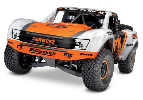 TRAXXAS® 85076-4 Traxxas® UNLIMITED DESERT RACER FOX