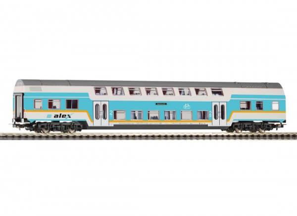 Piko 57687 Doppelstock Personenwagen 2. Klasse ALEX