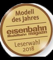 Modell_des_Jahres_2018 des eisenbahn magazin