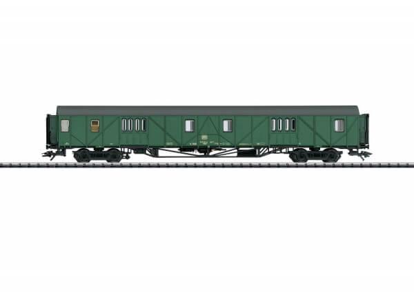 TRIX 23496 Behelfsgepäckwagen Mdyge 986