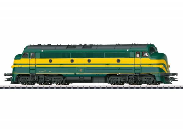 Märklin 39676 Diesellokomotive Serie 202 NOHAB mit Sound
