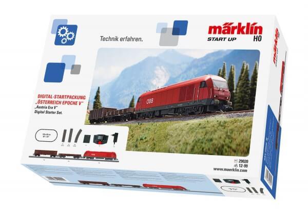 """Märklin 29020 Märklin Digital-Starpackung """"Österreich Epoche V"""""""