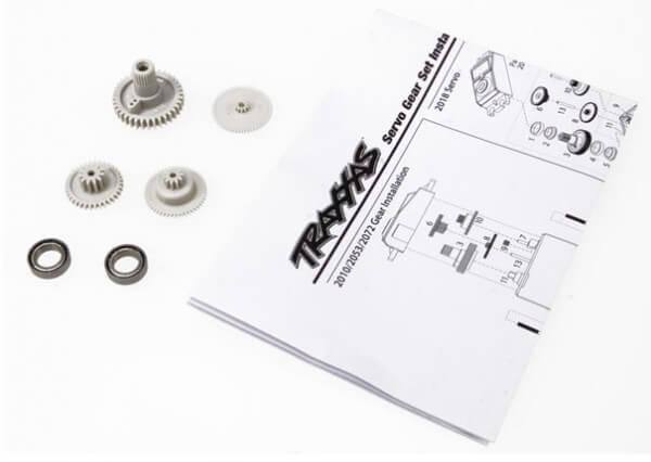 TRAXXAS® 2072 Ersatz Servo-Getriebe für 2070 und 2075