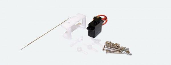 ESU 51805 Präzisions-Servoantrieb mit Metallgetriebe Microcontrollergesteuert