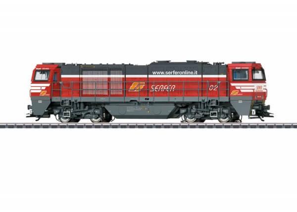 Märklin 37215 Diesellokomotive Vossloh G 2000 BB SERFER