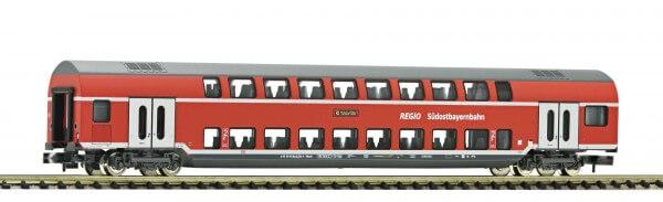 FLEISCHMANN 862807 Doppelstockwagen 2. Klasse DBpz753