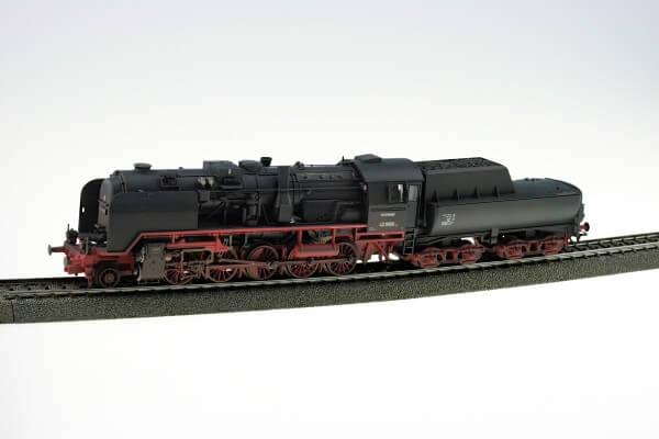 Güterzug-Dampflokomotive Baureihe 42.90 Franco Crosti