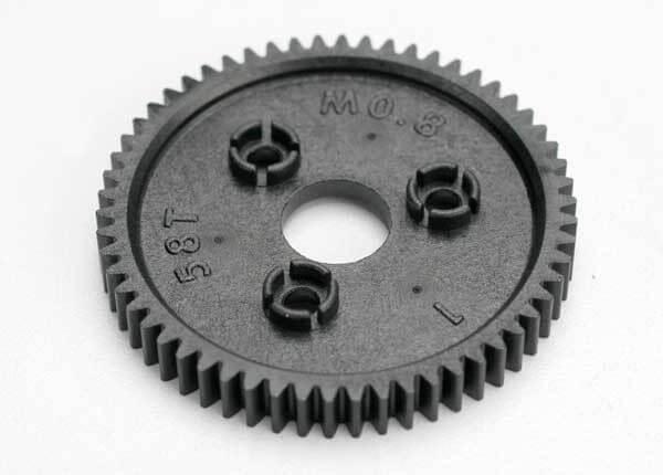 TRAXXAS® 3958 Hauptzahnrad Spur gear 58 Zähne