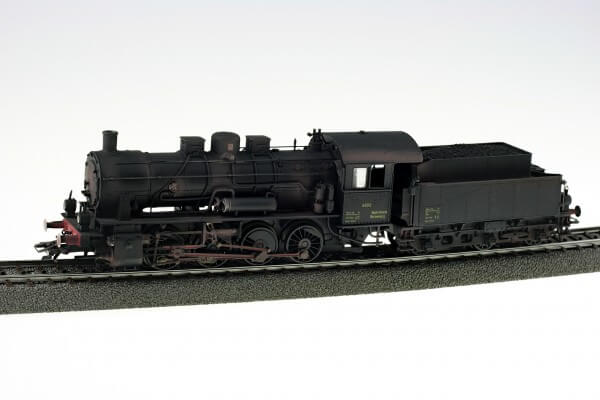Märklin 37469 Serie 4600 (ex Baureihe 55) gealtert