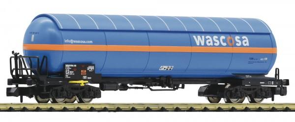 Fleischmann 849105 Spur N vierachsiger Druckgaskesselwagen WASCOSA