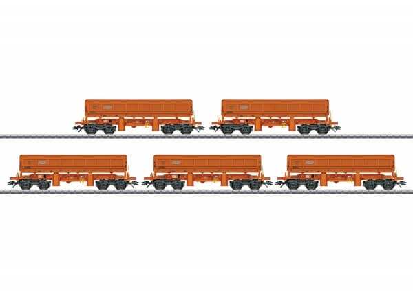 Märklin 48457 Seitenkippwagen-Set Eamos RTS