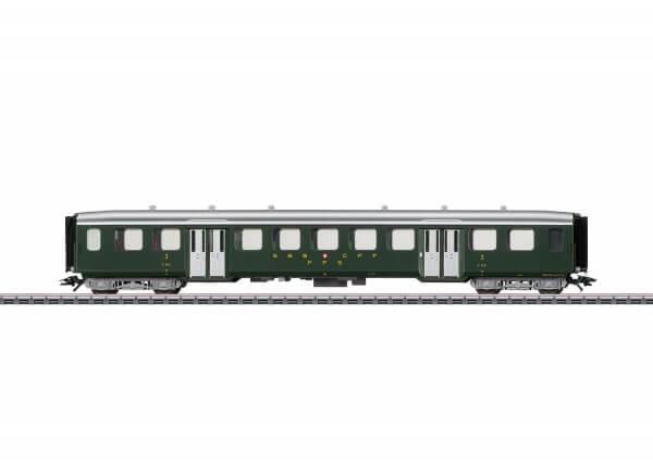 Märklin 43372 Leichtstahlwagen 3. Klasse Serie C4ü 5596-5715