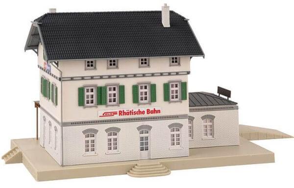 Faller H0 Bahnhof Bever 110142