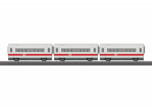44108 Märklin my world - Ergänzungswagen-Set zum ICE 3