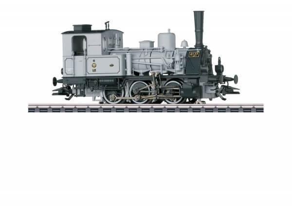 Märklin 37146 Tenderlokomotive Gattung T 3 im Fotoanstrich mit Sound