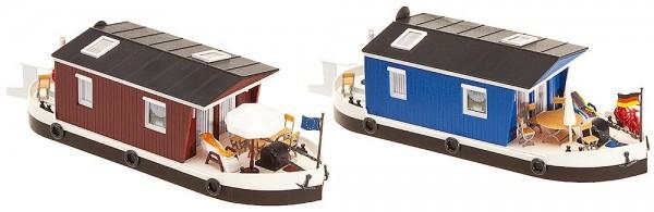 Faller 131008 2 Hausboote