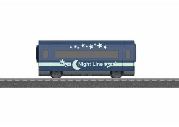 """44115 Märklin my world - Schlafwagen """"Night Line"""""""