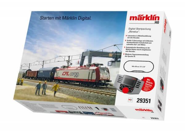 """Märklin 29351 Märklin Digital-Starpackung """"Benelux"""""""