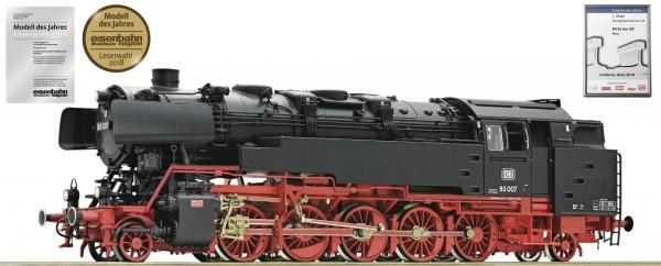 Roco 72270 Dampflokomotive Baureihe 85 007 der DB