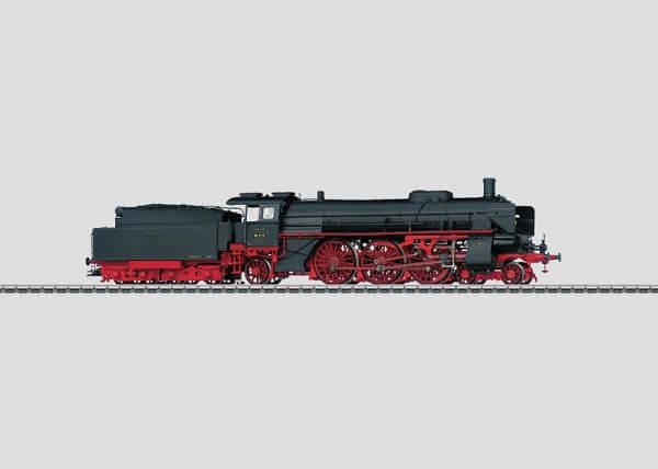 Märklin 39024 Schnellzug-Dampflokomotive Baureihe 18.3 (ehemalige badische IV h)