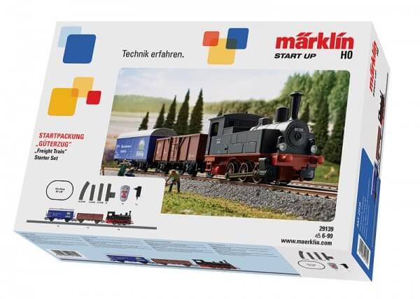 Märklin Start up Starpackung Güterzug BR 89.3