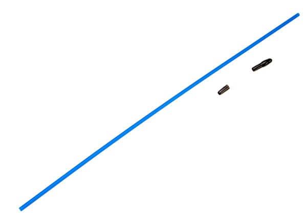 TRAXXAS® 1726 Antennrohr mit Vinyl Kappe und Kabelhalter