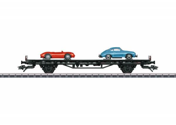 """Märklin 45052 Autotransportwagen """"70 Jahre Porsche-Sportwagen 2"""""""