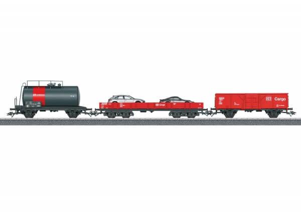 Märklin 44504 Güterwagen-Set Cargo