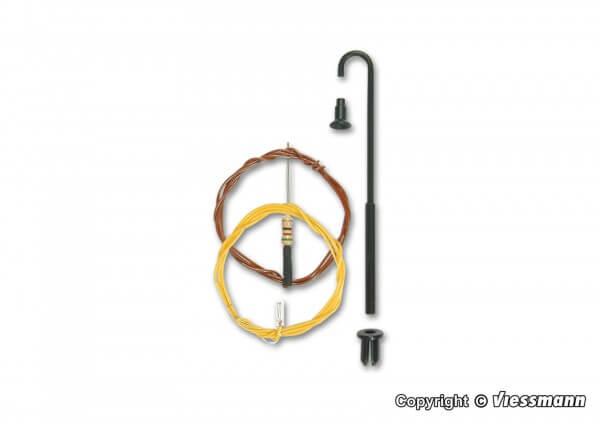 Viessmann 6624 Bausatz Bogenleuchte