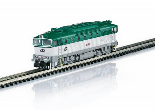 Minitrix 16735 Diesellokomotive Reihe 750