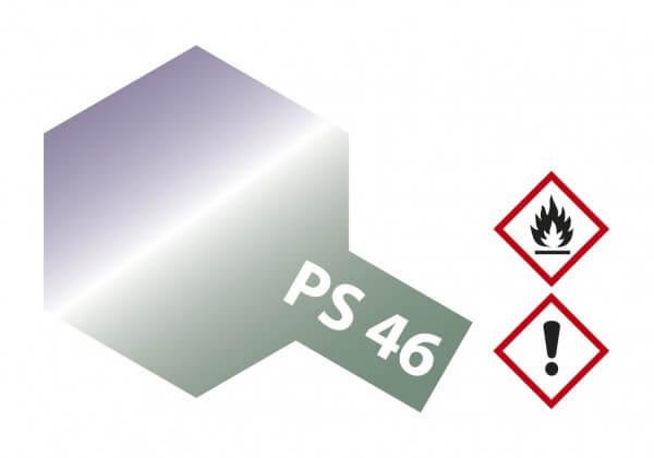TAMIYA 300086046 PS-46 Grün-Purple Effekt Polycarbonat 100ml