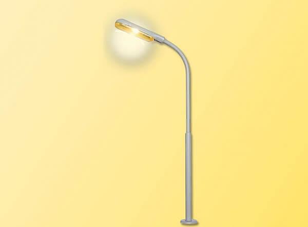 Viessmann 6491 Peitschenleuchte LED gelb