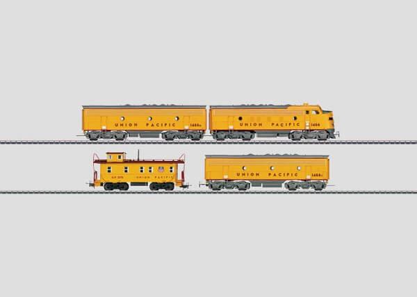 Märklin 37629 EMD F7 General Motors Union Pacific