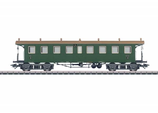 Märklin 42132 Schnellzug-Plattformwagen CCi
