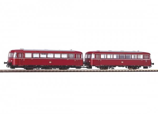 PIKO 52724 Schienenbus 798 + Steuerwagen 998.6