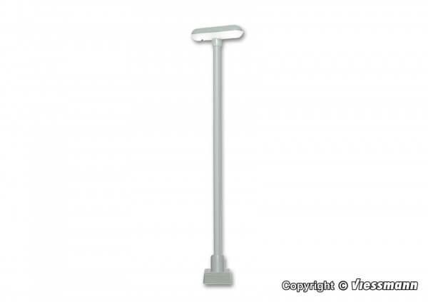 Viessmann 63641 Bahnsteigleuchte Kontaktstecksockel 2 LEDs weiß
