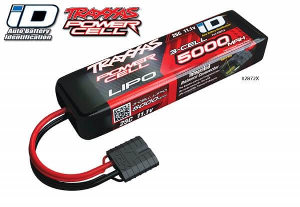 TRAXXAS® 2872X TRAXXAS® iD™ LiPo POWER CELL 5000 mAh 3S