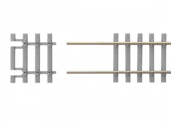 PIKO 55151 Gleisschwellen 31 mm für Flexgleis mit Betonschwellen