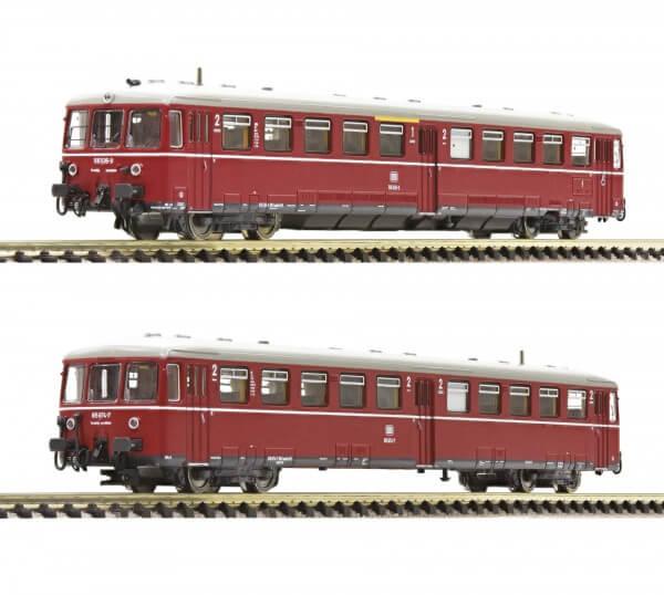 FLEISCHMANN 740100 Spur N Akkutriebwagen BR 515 mit Steuerwagen der DB