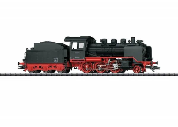TRIX 22324 Personenzug-Dampflokomotive Baureihe 24 044 DB digital mit Sound und Rauch