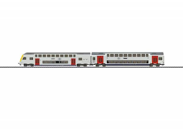 Märklin 43573 Ergänzungspackung zu Personenzug EuroSprinter ES 2007
