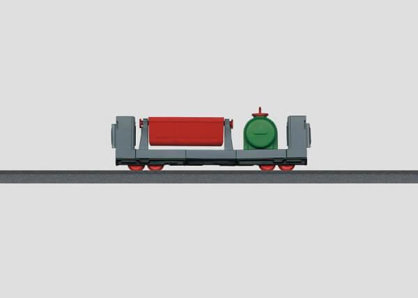 44275 Märklin my world - Vierachsiger Niederbordwagen
